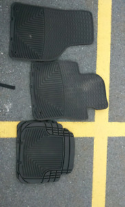 Weather tech floor mats for MK6