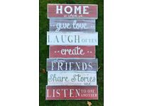 Home is.... Ideal Print for the home