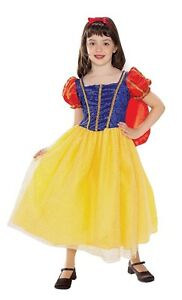NEW:Rubie's Child's Princess Costume(Size:Medium 5-7years)NO TAX