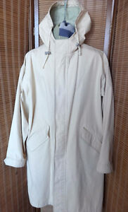 Brand New // Mens Calvin Klein Raincoat Trench // Hood M 40 42 Waterproof GIFT IDEA Men man boyfriend husband Christmas