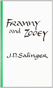 J.D. Salinger-Franny and Zooey book + bonus Ayn Rand  book