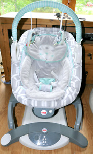 Chaise 4 en 1 Fisher price