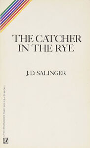 Catcher in the Rye & Franny and Zooey-J.D.Salinger-2 books-$5