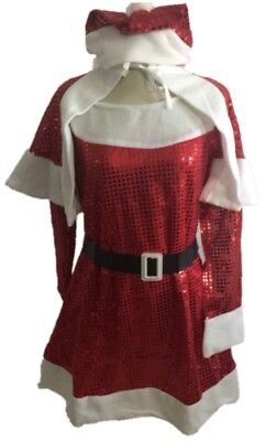 DISFRAZ ADULTO MAMA NOEL NAVIDAD  TALLA: UNICA(40-44)CARNAVAL - Mama Noel Kostüm