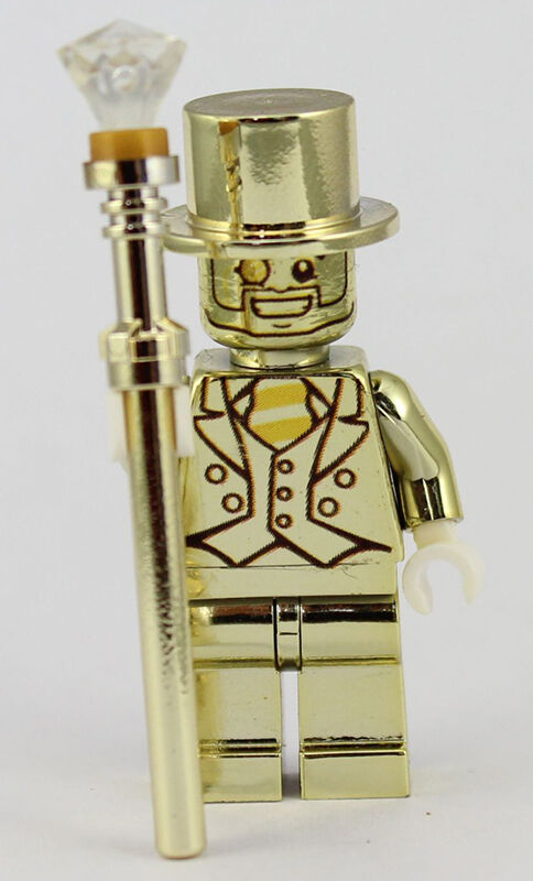 Top 10 Rarest Lego Minifigures
