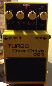 BOSS OD-2 from 1994