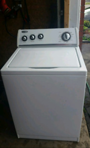 Whirlpool washer and dryer set, free delivery