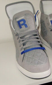 BRAND NEW WITH BOX REEBOK  SIZE 10.5 also SZ 10 GREY WHITE BLUE. West Island Greater Montréal image 6