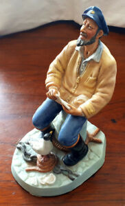 Rare Retired Royal Doulton Figure, The Seafarer, Excellent Cond.