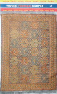 "Miniature Carpets - Vintage Medium Size (6"" X 10"") or, (6"" X 6"")"
