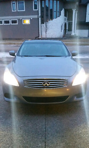 INFINITY G37S coupe  low KMs!