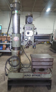 Kaoming 700DS radial drill