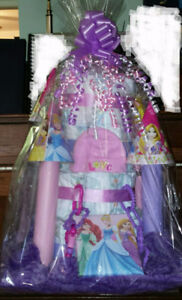 """Very Large & Impressive Baby Shower Gift """"Diaper Castle"""""""
