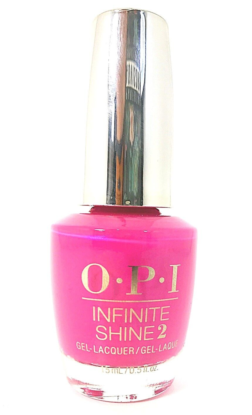 Opi Infinite Shine Gel Effects Nail Lacquer La Paz Itively Hot Isl A20