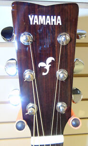 Yamaha Acoustic Electric Guitar Peterborough Peterborough Area image 2
