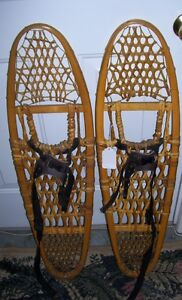 Ready to wear  Snowshoes