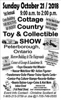 Cottage Country Toy & Collectible Show