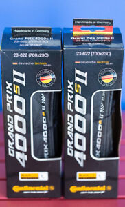 700c Bicycle Road Tires and Inner Tubes - New