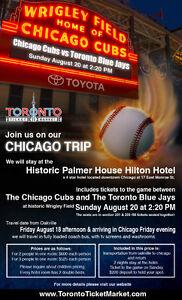 Toronto Blue Jays vs Chicago Cubs
