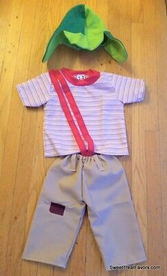 El Nino Baby Halloween Costume (EL CHAVO OCHO Costume Kid 10T Boy Kid Party Halloween Traje Birthday Nino)