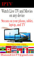 Watch IPTV 6000+ Live Channels & Movies on any device