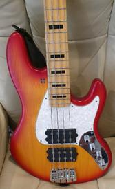 Sandberg California TM2 bass