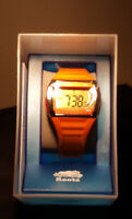 Roots Athletics Tiki Womans Watch - New in Box