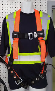 FALL PROTECTION ~ IN-STOCK!!! HARNESSES & RETRACTABLES