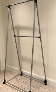 For sale: Neatfreak clothes hanging rack