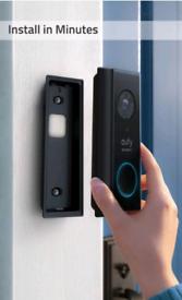 Brand new Eufy security,2k hd video door bell