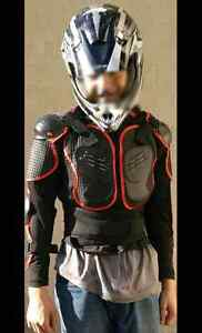 Motorcycle/MX upper body jacket