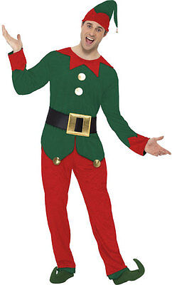 Weihnachtswichtel Kostüm  NEU - Herren Karneval Fasching Verkleidung Kostüm