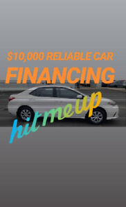 $10,000 Reliable Car Financing