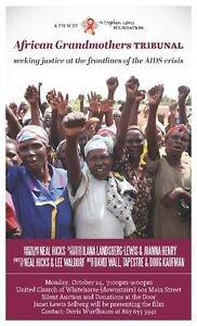African Grandmothers Tribunal Film & Silent Auction