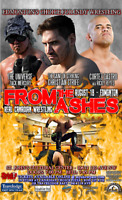 LIVE PROFESSIONAL WRESTLING: RCW FROM THE ASHES