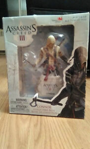 Assassin's Creed | Collectible Connor Bust | Not For Resale Box