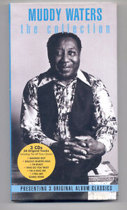 Muddy Waters - The Collection - Coffret 3cds Neuf/Scèllé BLUES