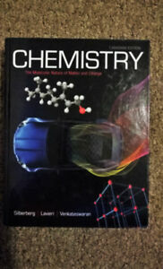 Chemistry the molecular nature of matter and change kijiji in chemistry textbook by silberberg fandeluxe Gallery