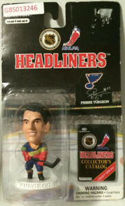 1997 Corinthian NHL Hockey Headliners Figure - Pierre Turgeon
