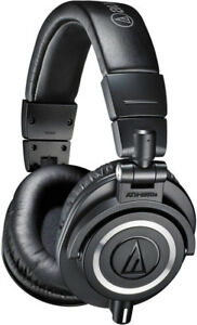 Audio-Technica ATH-M50x Professional Headphones