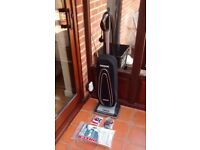 Oreck Award Winning XL Graphite Upright Vacuum and Handheld Canister Vacuum Cleaner - FULLY WORKING