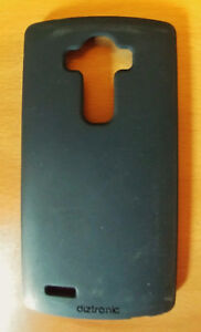 Diztronic Full Matte Black TPU Case for LG G4