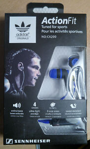 Adidas earbuds $25 (3 colours) NEW