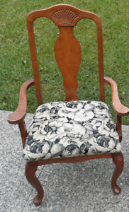 Wood Captain Chair *Delivery Available*
