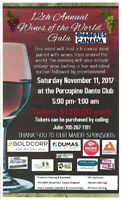12th Annual Wines of the World Gala
