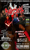 Pantychrist at The Foxx Lounge on Friday May 26th