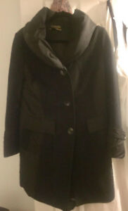 Women's Winter Trench Coat