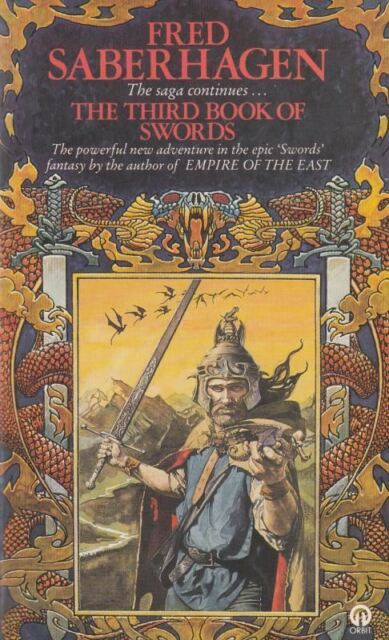 The Third Book of Swords : Fred Saberhagen