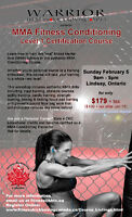 MMA Fitness Conditioning Level 1 Certification Course