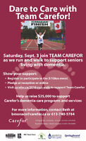 Dare to Care with Carefor's Annual Run / Walk